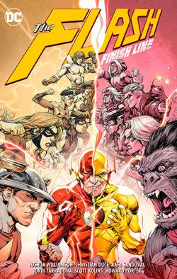 The Flash Vol 15: Finish Line