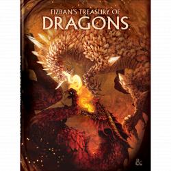 Fizban's Treasury of Dragons (Alternative Art Cover ENDAST I BUTIK)