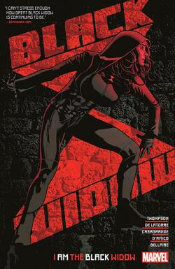 Black Widow by Kelly Thompson Vol 2: I Am the Black Widow