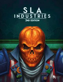 SLA Industries 2nd Edition Core Rulebook