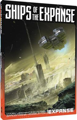 The Expanse RPG: Ships of the Expanse