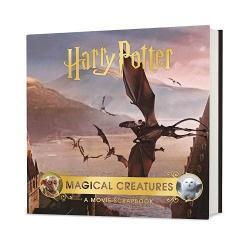 Harry Potter Magical Creatures - A Movie Scrapbook