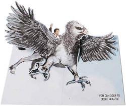 Pop-up Card Buckbeak
