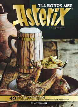 Till bords med Asterix