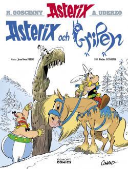 Asterix 39: Asterix och gripen