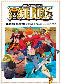 One Piece Season 11 Part 4