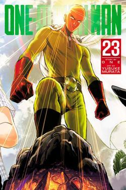 One-Punch Man Vol 23