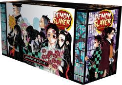Demon Slayer Complete Box Set Vol 1-23