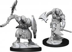 Warforged Barbarian (W14)