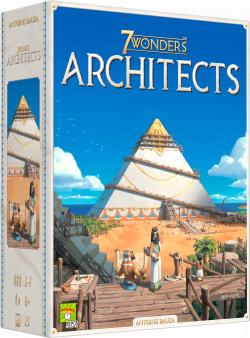 7 Wonders Architects (English)