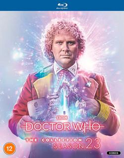 Doctor Who The Collection: Season 23