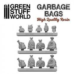 13x Resin Garbage Bags