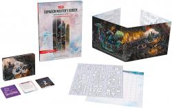 Dungeon Master's Screen Dungeon Kit