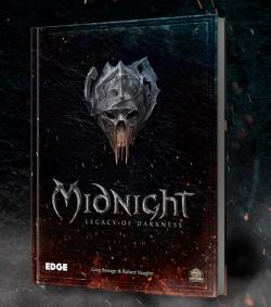 Midnight - Roleplaying Game Core Rulebook