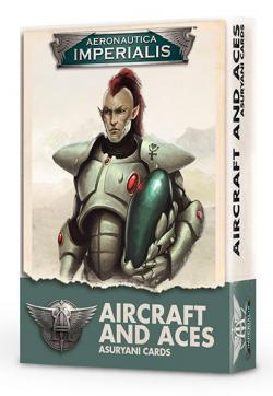 Asuryani Aircraft & Aces Card Pack
