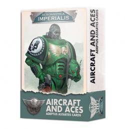 Adeptus Atartes Aircraft & Aces Cards