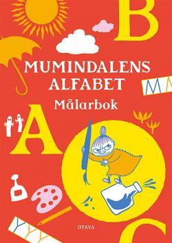 Mumindalens alfabet - målarbok