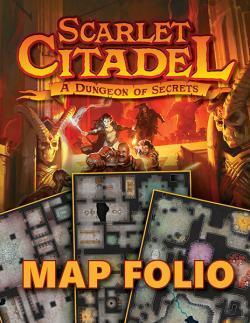 Scarlet Citadel: Map Folio