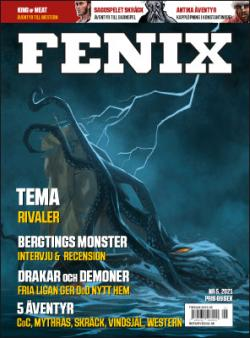 Fenix Nr 5,  Oktober 2021