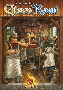 Glass Road (English Third Edition)