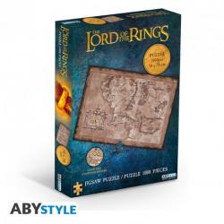 Middle Earth Jigsaw Puzzle 1000 pieces