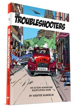 Troubleshooters RPG Core Rules (Standard Edition)