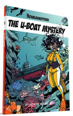 U-boat Mystery Scenario Book