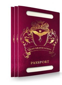 Troubleshooters Passport Set (Standard)