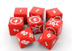 Troubleshooters Dice Pack