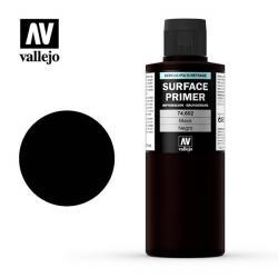 Gloss Black Surface Primer / Svart grundfärg (200ml)