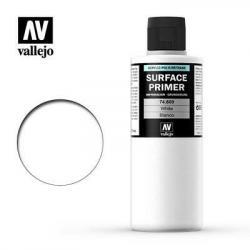 White Surface Primer / vit grundfärg (200ml)