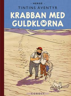 Tintin 9: Krabban med guldklorna (Jubileumsutgåvan)