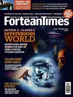 Fortean Times Nr 410, October 2021