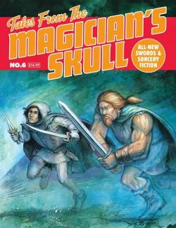 Goodman Games: Tales from the Magician's Skull No. 6