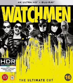 Watchmen (4K Ultra HD+Blu-ray)