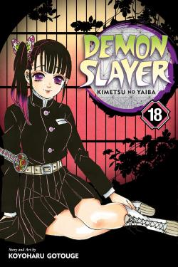Demon Slayer Kimetsu no Yaiba Vol 18