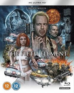 The Fifth Element (4K Ultra HD+Blu-ray)