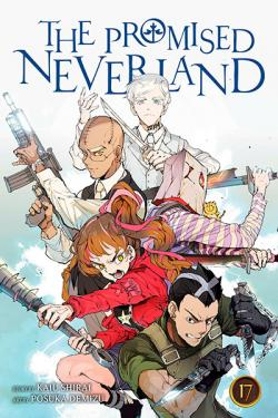 Promised Neverland Vol 17
