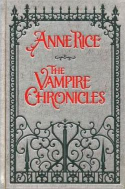 Vampire Chronicles Collection leather bound