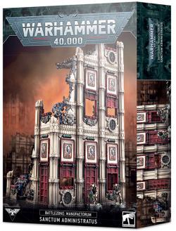 Sanctum Administratus - Battlezone Manufactorum