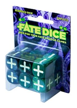 FATE Eldritch Dice