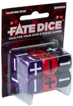 FATE Vampire Dice