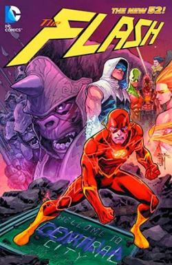 The Flash Vol 3: Gorilla Warfare