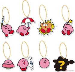 Kirby's Adventure Dream Fountain Story Rubber Mascot Collection