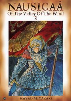 Nausicaä of the Valley of the Wind Vol 3