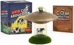 UFO Cow Abduction: Beam Up Your Bovine (With Light and Sound)