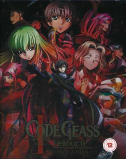 Code Geass: Lelouch of the Rebellion 1: Initiation