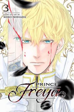 Prince Freya Vol 3