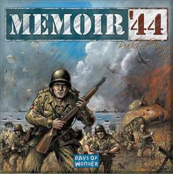 Memoir '44 Basic Set - D-Day & The Liberation of France