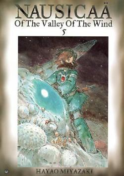 Nausicaä of the Valley of the Wind Vol 5
